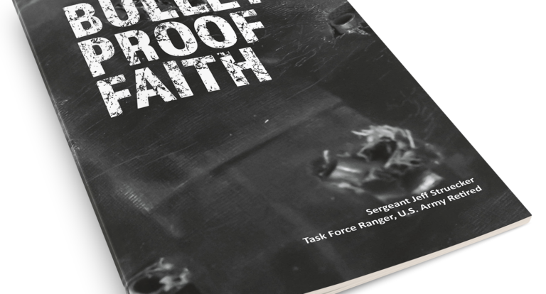 Featured Image for Bullet Proof Faith – 10 pack