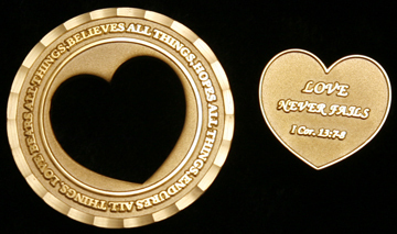 Featured Image for Marriage Commitment Coin & Covenant Certificate