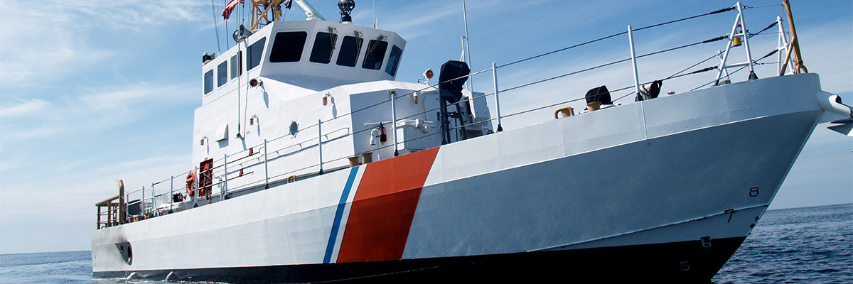 Featured Image for God Loves Coast Guardsman