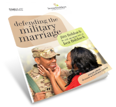 Featured Image for Defending The Military Marriage