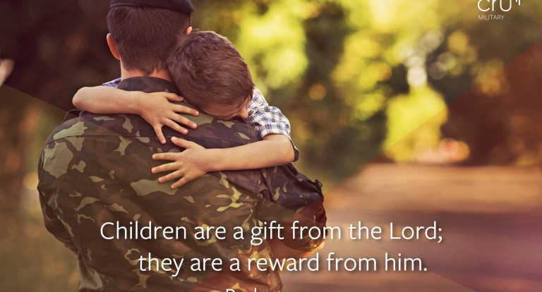 Featured Image for Month of the Military Child