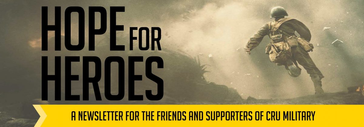 Featured Image for Hope For Heroes Newsletter – Winter 2017