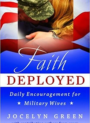 Featured Image for Faith Deployed: Daily Encouragement for Military Wives
