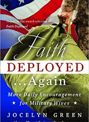 Featured Image for Faith Deployed…Again: More Daily Encouragement for Military Wives