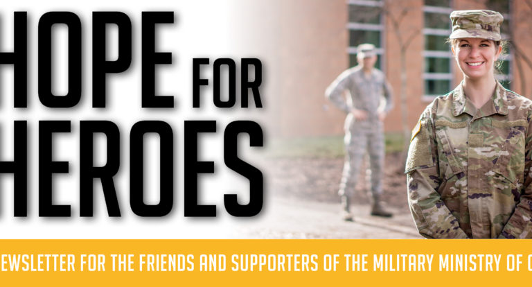 Featured Image for Hope For Heroes – Summer 2019