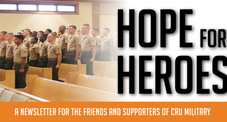 Featured Image for Hope for Heroes Fall 2019