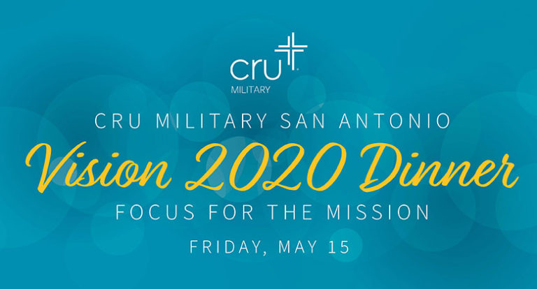 Featured Image for Cru Military San Antonio- Vision 2020