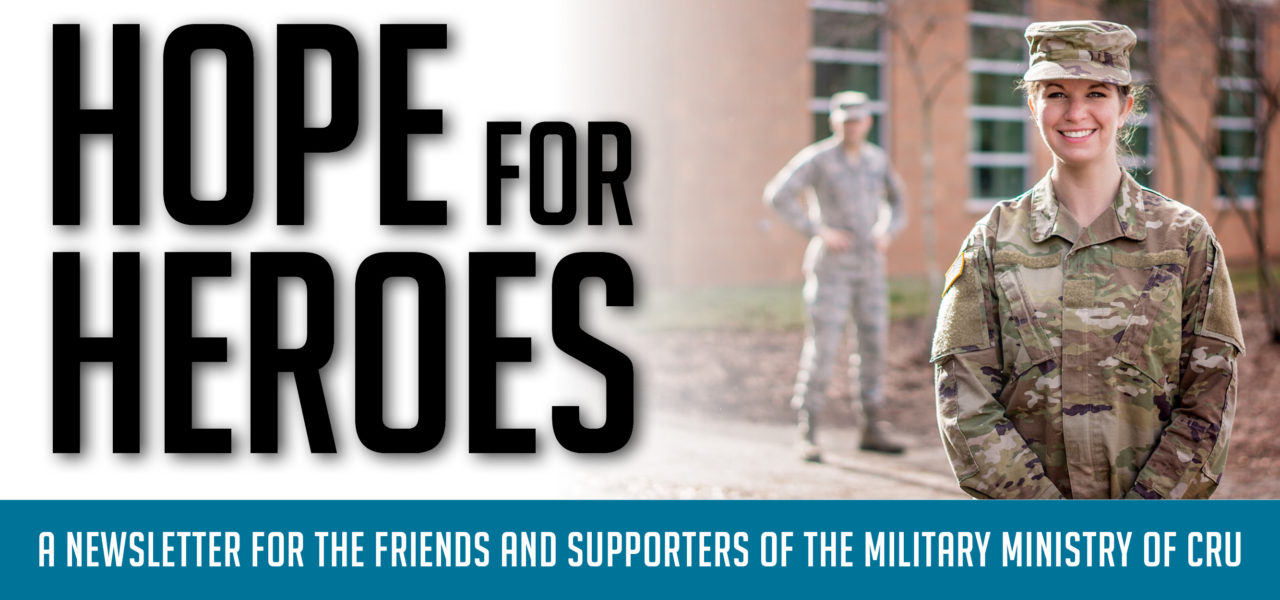 Featured Image for Hope For Heroes – Summer 2020 Newsletter