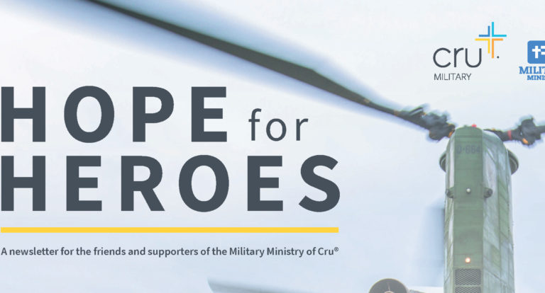 Featured Image for Hope For Heroes – Fall/Winter 2020 Newsletter