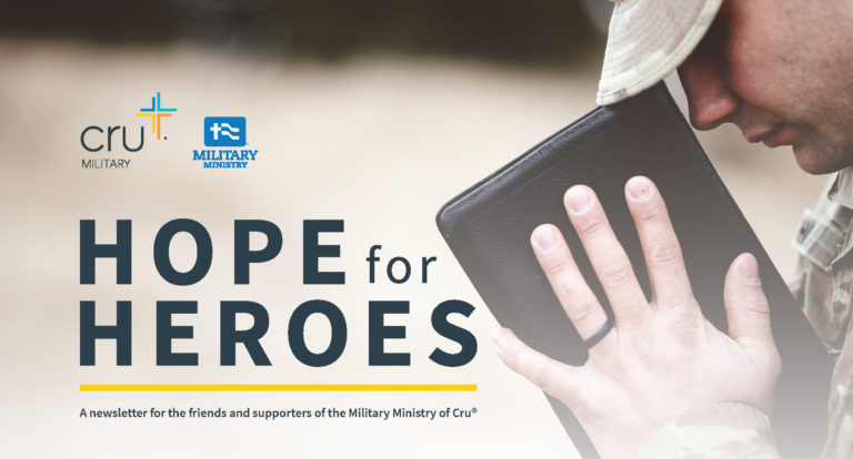 Featured Image for Hope For Heroes – Spring 2021 Newsletter